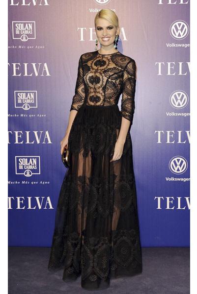 Adriana Abenia, Premios Telva