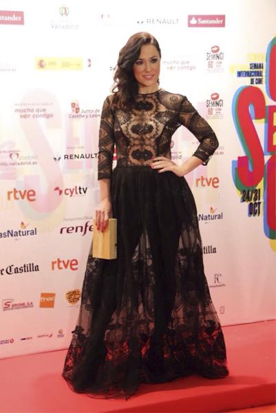 Eva Marciel, Seminci 2015