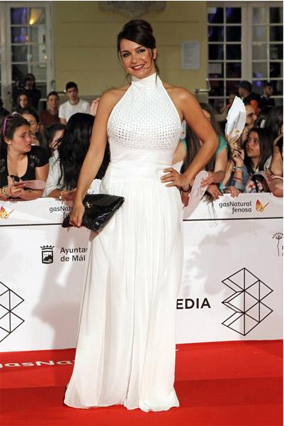 Raquel Infante Festival de cine de Málaga