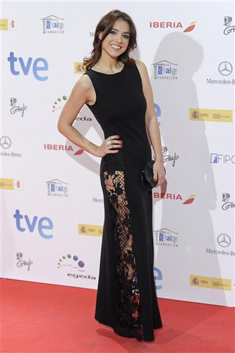 Cristina Brondo, Premios Forqué